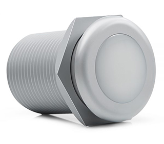 BALIZADORES DE CHÃO/SOLO LED IP65 3000K (LUZ AMARELA) 1W BIVOLT | BRILIA 443439