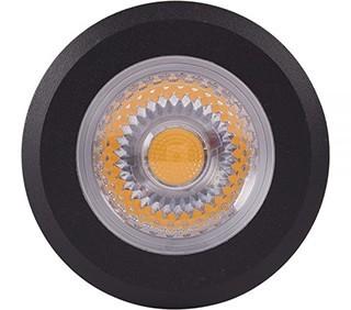 EMBUTIDO DE SOLO/CHÃO LED REDONDO 30º IP67 2700K (LUZ AMARELA) 10W BIVOLT | BRILIA 302679 1