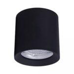 SPOT/PLAFON DE SOBREPOR LED DOWNLIGHT REDONDO 2700K (LUZ AMARELA) 9W BIVOLT METAL BRANCO | BRILIA 303935