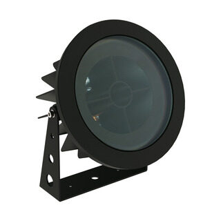 PROJETOR DE SOLO FLAT OUT - ANTIOFUSCANTE - Ø192MM - LED 3000K(LUZ AMARELA) 35W BIVOLT 10° | INTERLIGHT 3656-FE-W