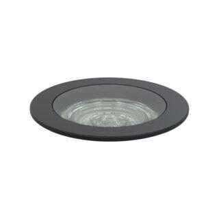 EMBUTIDO SOLO/CHÃO LED FLAT IN REDONDO 5° METAL E PLÁSTICO 2700K(LUZ AMARELA) 2,5W Ø6,3 | INTERLIGHT 3967-S-FE