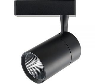 SPOT PARA TRILHO LED PRETO 2700K (LUZ AMARELA) 30W | BRILIA 438541 1