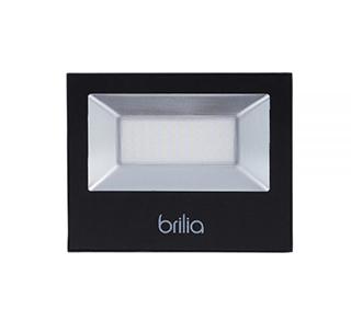 PROJETOR/REFLETOR LED IP65 3000K (LUZ AMARELA) 10W BIVOLT   BRILIA 438671 1